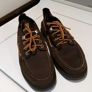 Men's Brown Sperry Top Sider Shoes